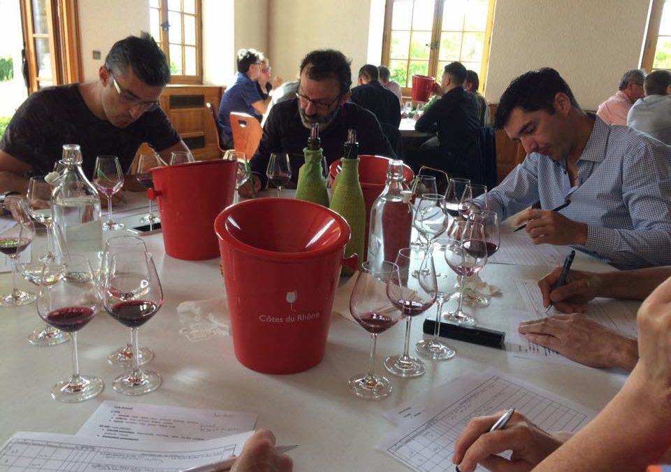 Le palmarès du concours des vins de l'Isère