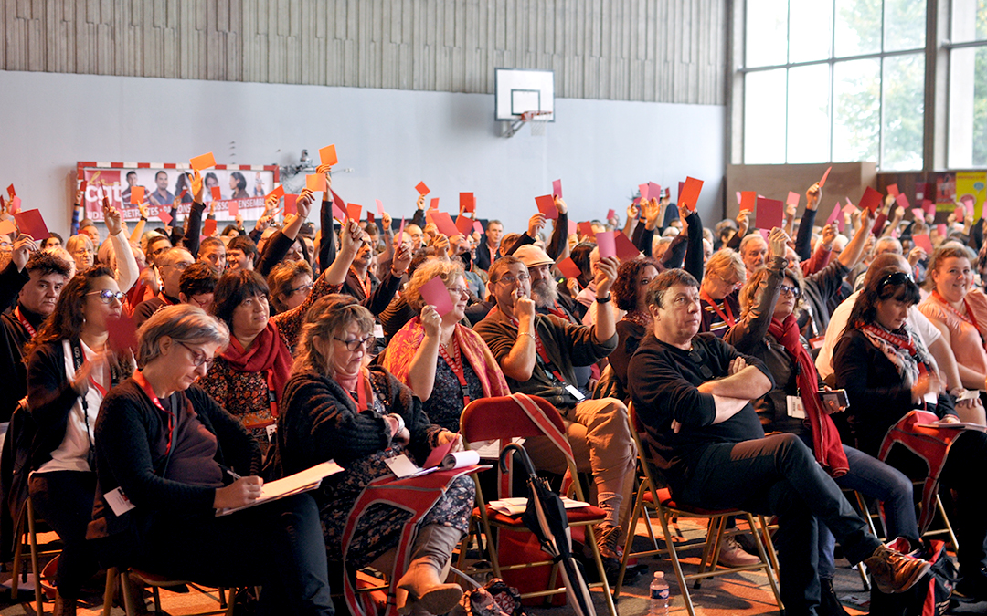 La CGT en congrès départemental