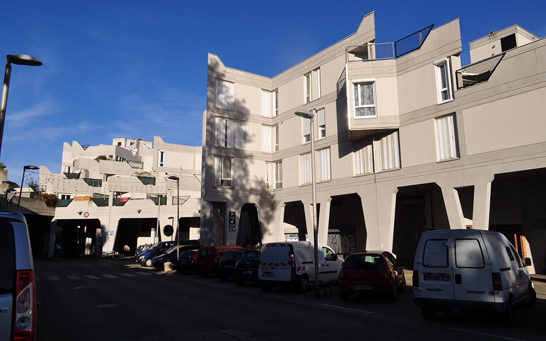 Cité Renaudie. Un beau geste de l'architecture du XXe siècle