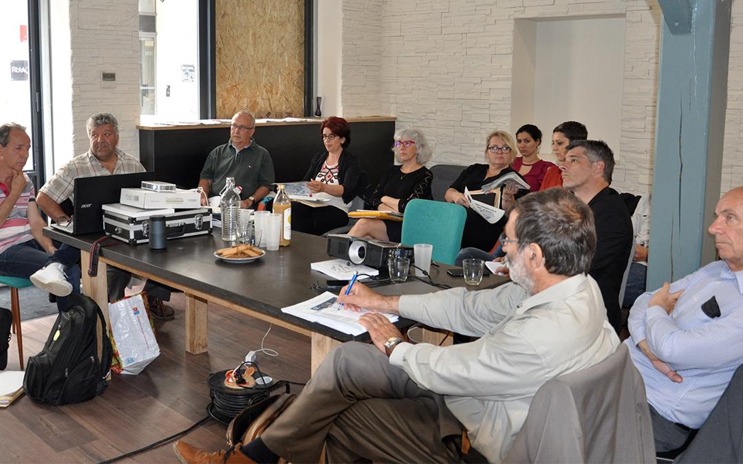 Comité sénatorial. La ligne Lyon-Turin en débat