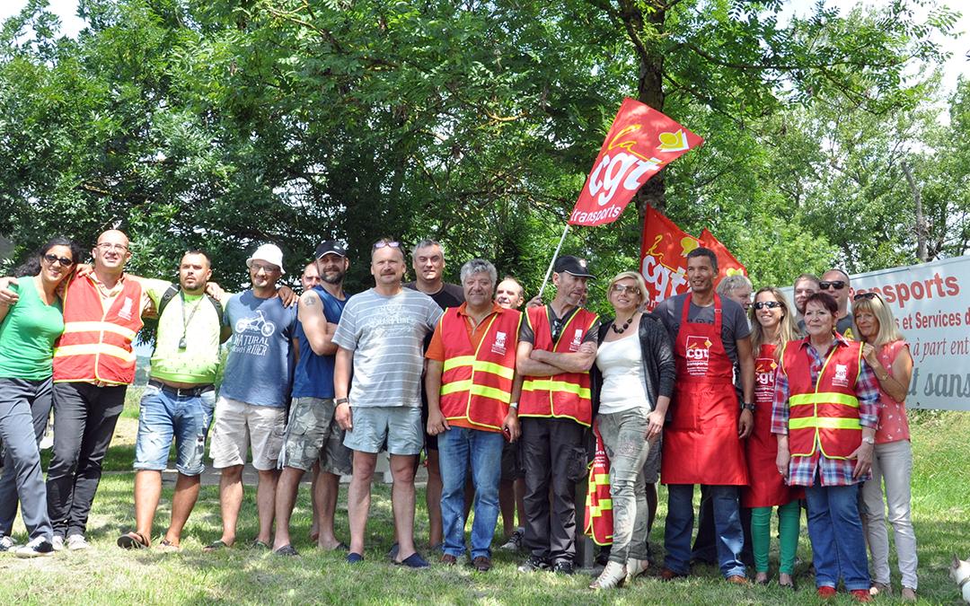 Transports : la CGT défriche la route de la solidarité