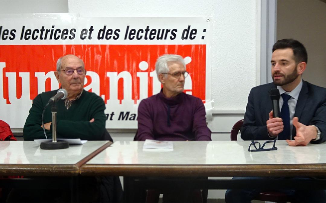 Une conférence de Jean Giard sur le vieillir citoyen