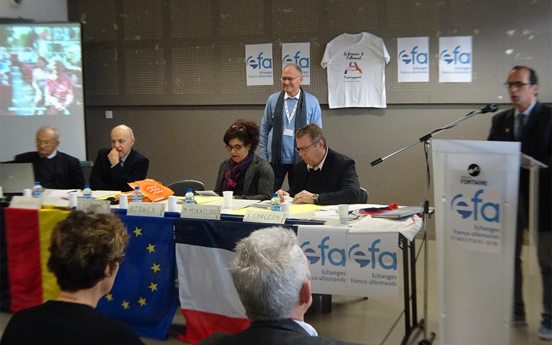 Une association pour les échanges franco-allemands