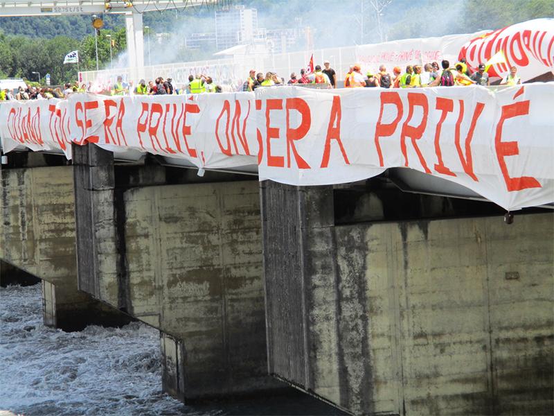 Pour une hydroélectricité publique !
