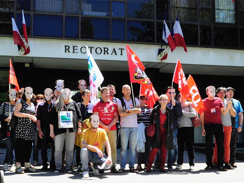 La grève le jour du bac, pourquoi