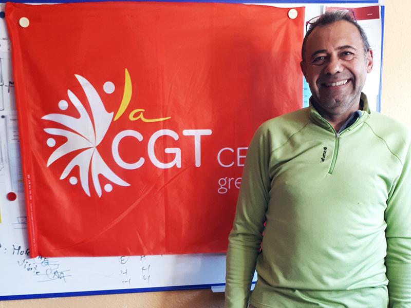 La CGT CEA s'adresse aux salariés