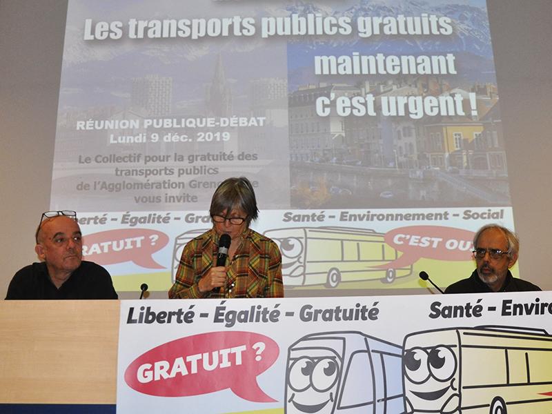 Municipales : les transports publics gratuits, maintenant  c'est urgent