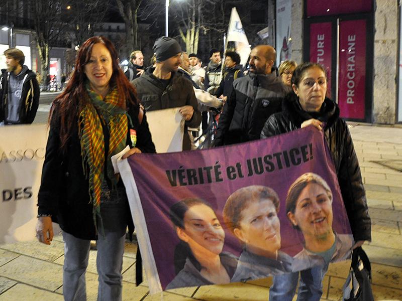 Kurdes, la solidarité toujours active