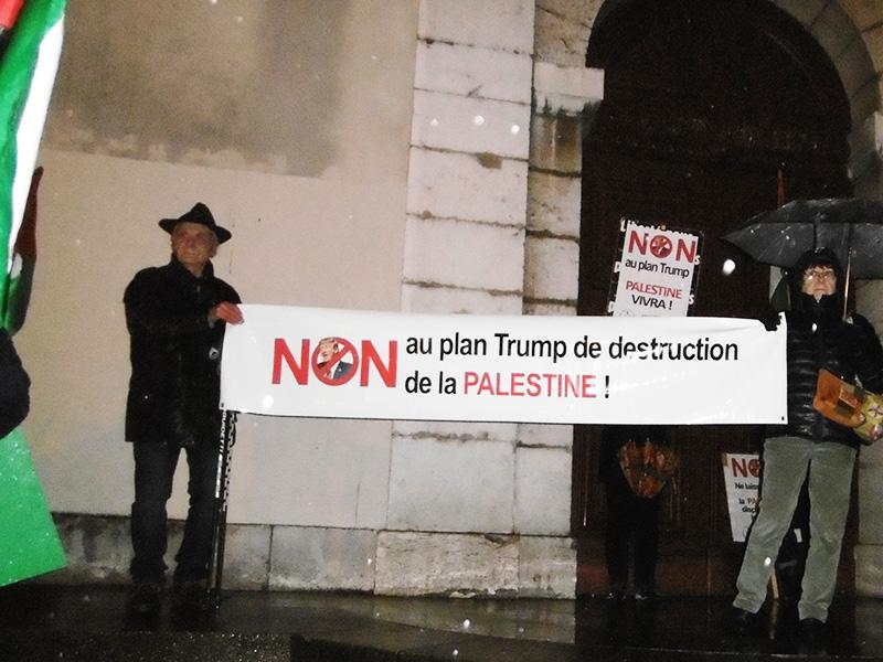 Le plan Trump orchestre l'annexion israélienne