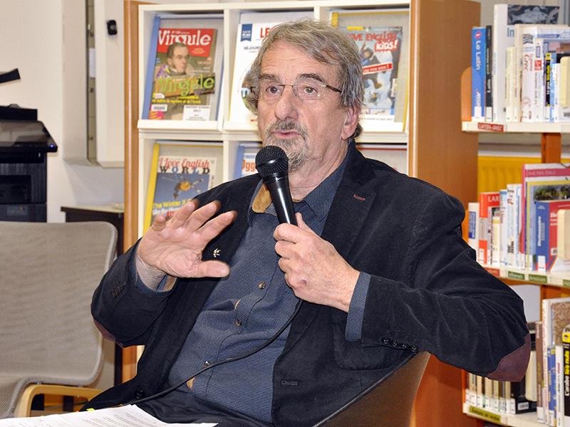 Le Dr Marc Schoene conte ses histoires de santé