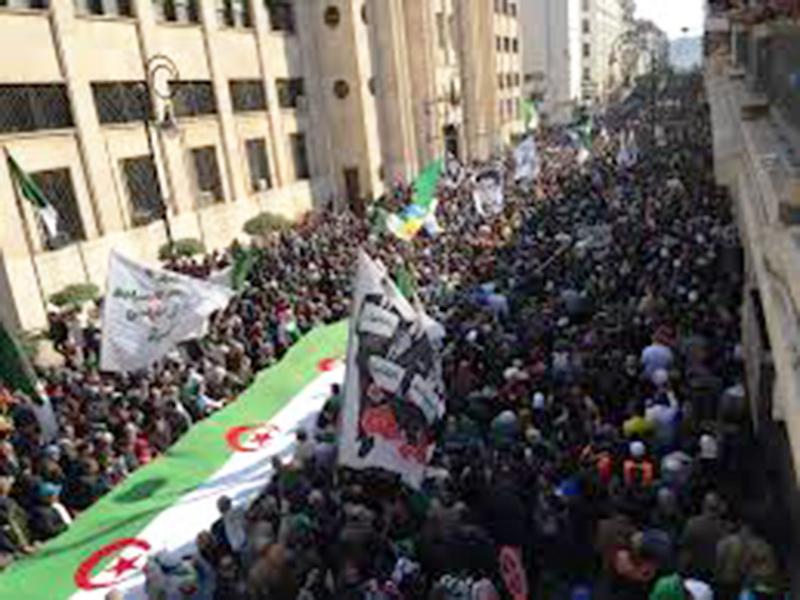 Pour la liberté de la presse en Algérie
