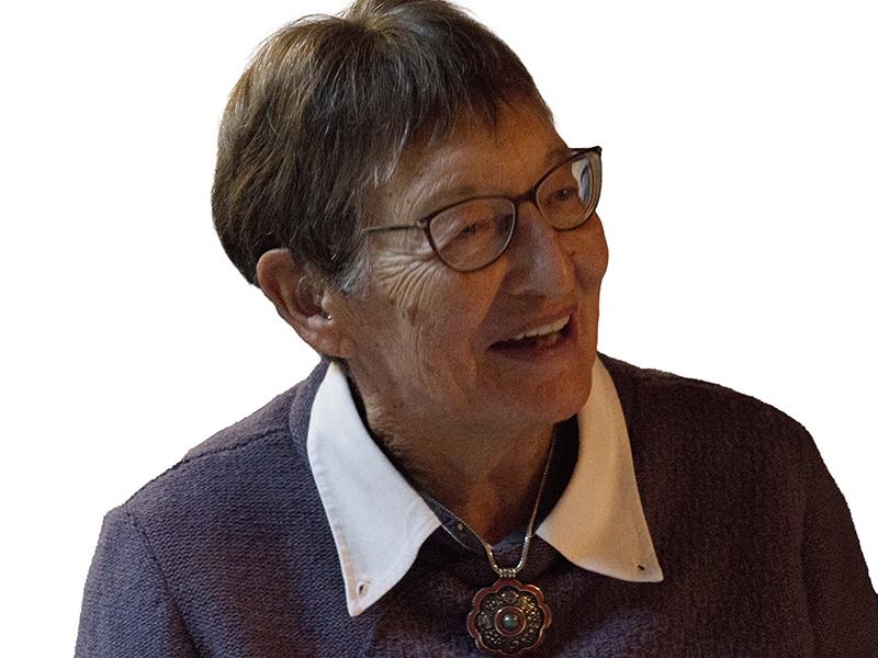La disparition d'une militante, Annie Breyton