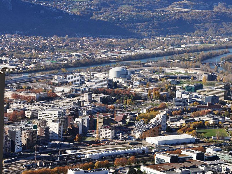 Grenoble, fausse alerte nucléaire à l'Institut Laue-Langevin