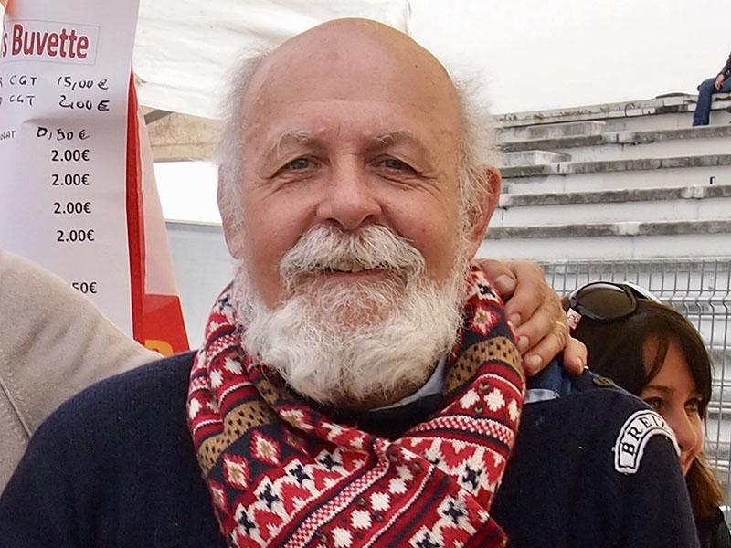 La disparition d'un militant, Jean-Pierre Clot