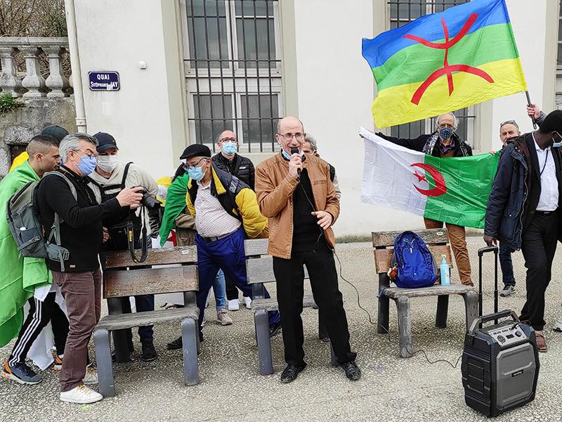 22 février, le deuxième anniversaire du Hirak algérien