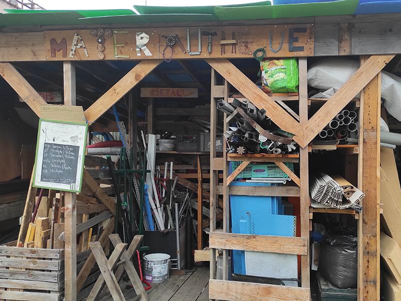 À Fontaine, une association qui assure la réduction des déchets menacée d'expulsion