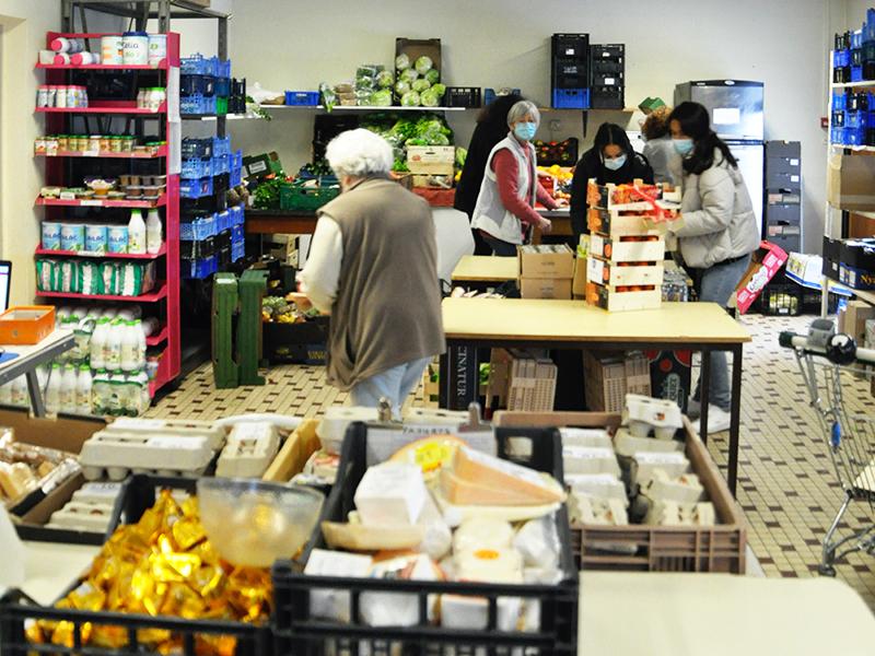«Nous ne sommes pas que des distributeurs de nourriture»