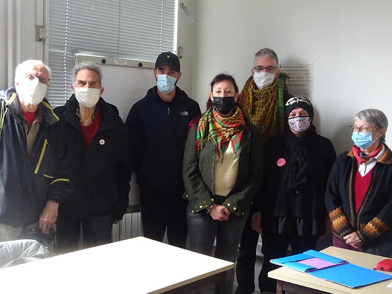 «L'acharnement contre les Kurdes en France doit cesser!»