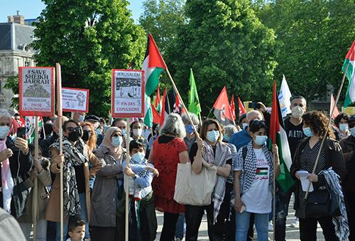 Palestine Jérusalem Grenoble