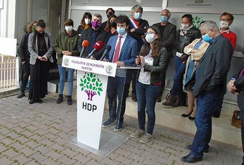 procès kurdes HDP Turquie