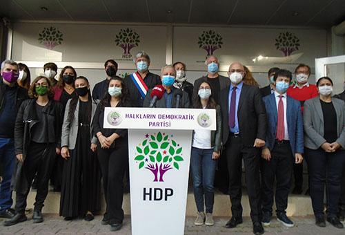 HDP Turquie procès kurdes
