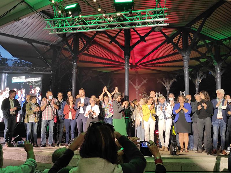 Élection régionale. Les militants de gauche rassemblés à Grenoble pour le sprint final